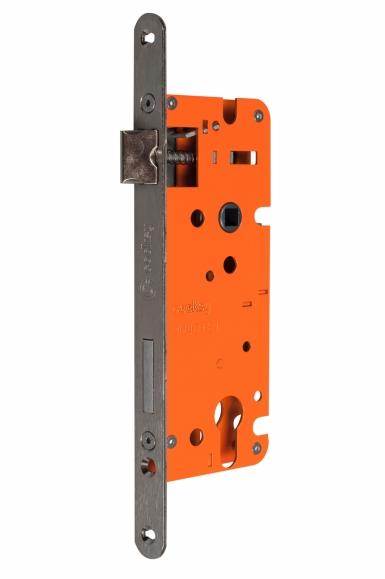 Sicherheits-Türschloss Orange